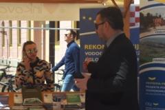 Projekt aglomeracije Vinkovci, Otok, Ivankovo i Cerna predstavljen na Sajmu EU projekata na Orionu