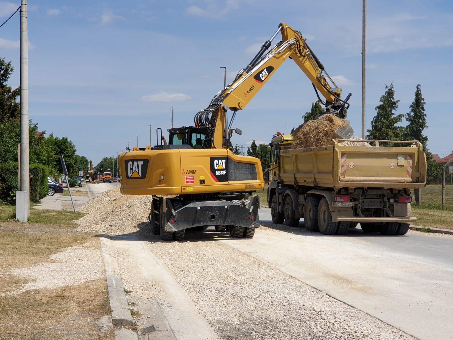 Moguće otežano prometovanje zbog radova u Genscherovoj ulici